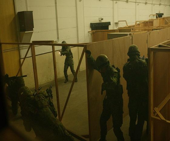 CQBのレベルを3段階で判定する -対抗部隊専門家から見たレベルの判定-
