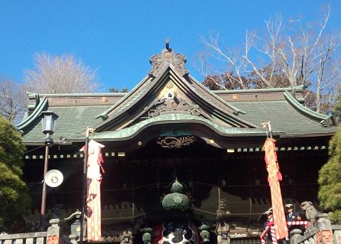 最近気に入っている初詣の地、高尾山、成田山