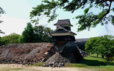 熊本地震でマンションに発生した予想しなかった水がこない、給水被害