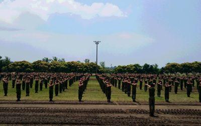初級陸曹と陸士の本気度は、急激な成長と強さを実現する- 師団武道大会での活躍 –