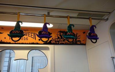 ディズニーシー15周年とハロウィンの仮装-凄い破壊力の王女達-