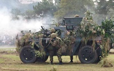 小倉駐屯地記念行事、第40普通科連隊の訓練公開で隊員の質の高さと強くなる可能性を感じる