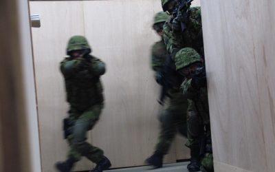 元米国陸軍大尉 飯柴氏から「40連隊に戦闘技術の負けはない」へのコメント