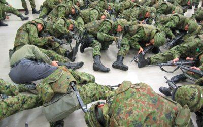 陸上自衛隊の競技会は部隊の戦闘力を向上させるものか
