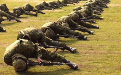 陸上自衛隊は銃剣道を訓練することによって戦闘能力を向上できるか