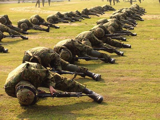 現在も『突撃』と『銃剣道』を行っている陸上自衛隊は時代に適合しているのか