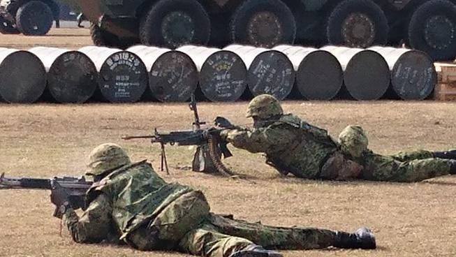 40連隊は何処へ進もうとしているのか-小倉駐屯地記念行事で確認した厳しい現状-