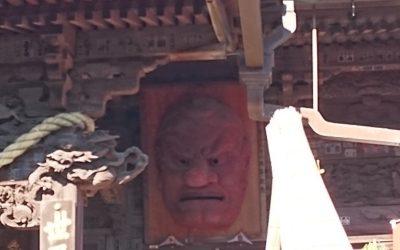 パワースポット高尾山の護摩焚きで新年を迎える-大満足の初詣の仕方-