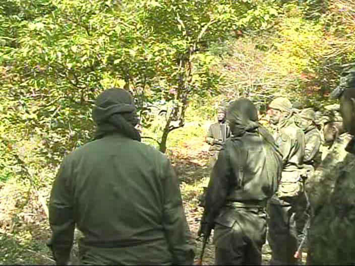 kindle本発刊『40連隊の見えない戦士達-自然をまとう「スカウト」戦闘技術-』