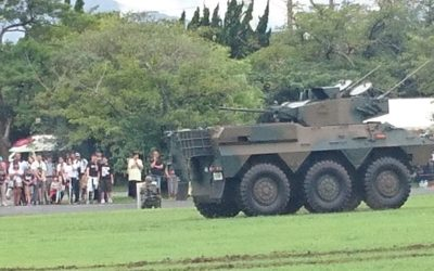 小倉駐屯地を支える3000名の自衛隊協力会の温かい応援に感謝