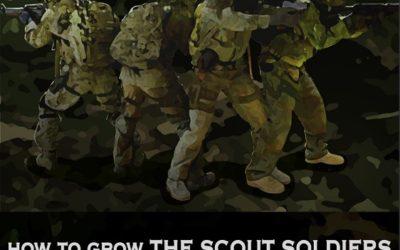 8月1日発刊 二見龍レポート#5 見えない戦士の作り方-実戦的スカウト訓練-