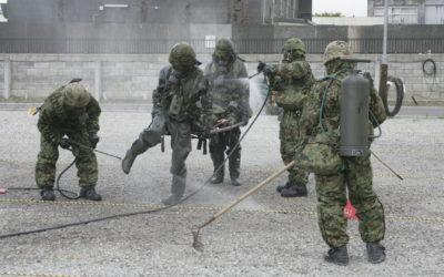 小倉駐屯地広報室レポート2『当時の40連隊-戦闘団訓練検閲編』